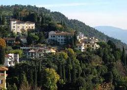 Hills near Florence