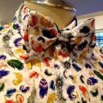 Eton shirts feathers Rossi 1931 design