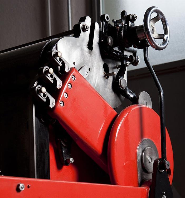 Nebiolo Letterpress Machine 50s